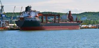 Giant ship Stock Image