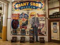 Giant Shoe Museum, Seattle Public Market Stock Photo