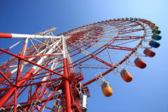Giant Sky Wheel Royalty Free Stock Images