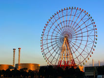 Ferris wheel in Japan Stock Image