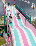 Giant Slide Royalty Free Stock Photo