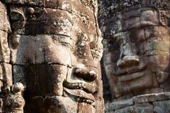 Giant smiling buddha Royalty Free Stock Image