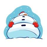 Giant Snowman Stock Photos