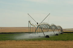 Giant Sprinkler Royalty Free Stock Photos