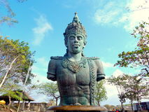 Giant statue of the almighty Wisnu Stock Photography