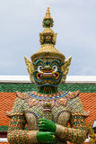Giant Statue. The Giant Statue in Grand Palace, Thailand Royalty Free Stock Images