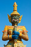 Giant statue thailand Royalty Free Stock Photos