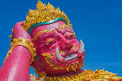 Giant statue, Thailand Stock Images