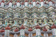 temple thailand,wat arun Stock Photography