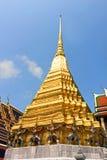 Giant statues at Grand Palace Wat Phra Kaew, Bangkok, Thailand Royalty Free Stock Image