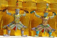 Giant story Ramayana Stock Image