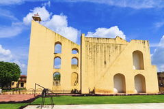 The World Largest Sundial At Jantar Mantar Royalty Free Stock Photography