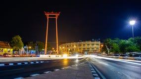 The Giant Swing (Bangkok, Thailand). The Giant Swing in Bangkok, Thailand Royalty Free Stock Photo