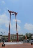 Giant swing Bangkok Thailand Stock Photos