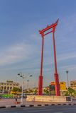 Giant Swing Bangkok Royalty Free Stock Photography