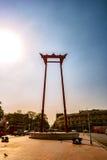 The giant swing, Sao Ching Cha, in Bangkok Stock Photos