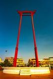 The giant swing, Sao Ching Cha, in Bangkok Royalty Free Stock Photos