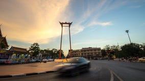 Giant Swing Thailand royalty free stock photos