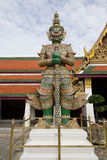 Giant in temple thailand Royalty Free Stock Photography