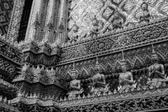 Giant of Wat Phra Kaew or Grand Palace, Bangkok, Thailand Stock Image