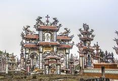 Giant tombs Royalty Free Stock Photos
