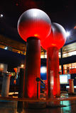 Giant Van der Graaf Generator Στοκ Φωτογραφία