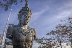 Giant Vishnu Statue at Bali, Indonesia Stock Photography
