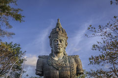 Giant Vishnu Statue at Bali, Indonesia Royalty Free Stock Image