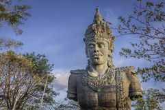 Giant Vishnu Statue at Bali, Indonesia Stock Photography