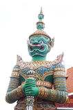 Giant in Wat Arun Royalty Free Stock Photography