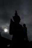 Giant of Wat Arun Stock Image