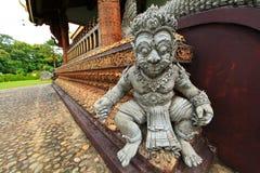 Chaingrai. Giant in Wat Phangao Chaingsaen Chaingrai royalty free stock photo