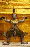 Giant in Wat Phra Kaeo, The Royal Grand Palace - Bangkok Royalty Free Stock Image