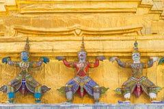 Giant. At Wat Phra Kaew Royalty Free Stock Photos