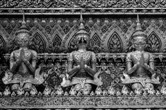 Giant of Wat Phra Kaew or Grand Palace, Bangkok, Thailand Royalty Free Stock Photography