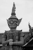 Giant of Wat Phra Kaew or Grand Palace, Bangkok, Thailand Stock Photos