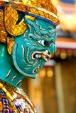 Giant of Wat Phra Kaew Royalty Free Stock Photo