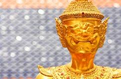 Giant in Wat Phra Keaw Royalty Free Stock Photos