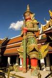 Giant at Wat-Phra-Si-Rattana-Satsadaram Stock Photos