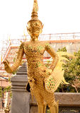 Giant in wat pra kaew Stock Images