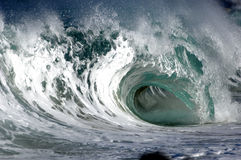 Giant wave Stock Photos
