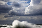 Storm Wave Royalty Free Stock Photo