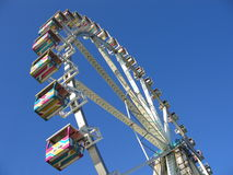 Giant Wheel. A giant wheel at an amusement park Stock Photography