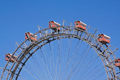 Giant wheel Stock Image
