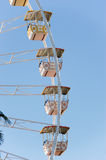 Giant wheel royalty free stock image