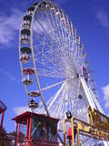 Giant wheel Royalty Free Stock Images