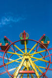 Giant Wheel and Blue Sky Royalty Free Stock Photography