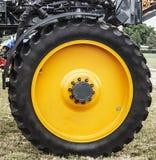 Giant wheel farm Stock Photos
