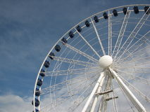 Giant wheel Stock Images