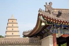 Giant Wild Goose Pagoda, Xian